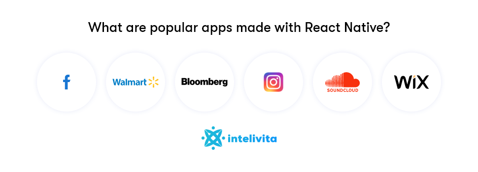 apps made with react native